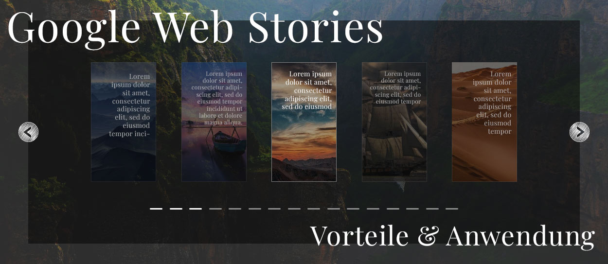 Google Web Stories und SEO
